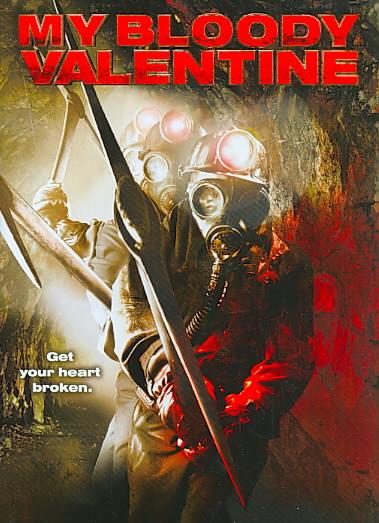 MY BLOODY VALENTINE 2D BY ACKLES,JENSEN (DVD)