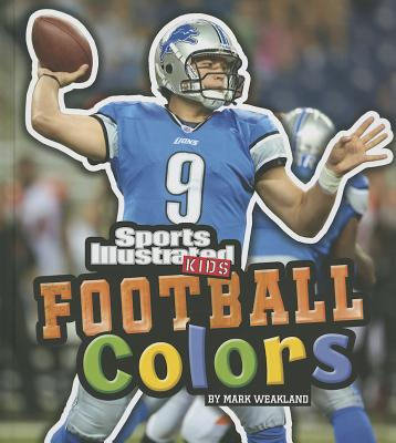 Football Colors By Weakland, Mark